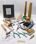 METALSMITH TOOLS KIT BEGINNERS -APPRENTICE METALSMITHING jewellery MAKING TOOL SET