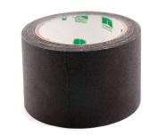 7.6cm Black Coloured Premium-Cloth Book Binding Repair Tape | 15 Yard Roll