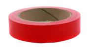2.5cm Red Coloured Premium-Cloth Book Binding Repair Tape | 15 Yard Roll