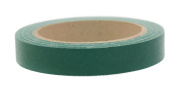 1.9cm Forest Green Coloured Premium-Cloth Book Binding Repair Tape | 15 Yard Roll