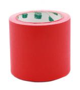 10cm Red Coloured Premium-Cloth Book Binding Repair Tape | 15 Yard Roll