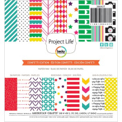 Becky Higgins Project Life 6x6 Paper Pad 36/pkg - Confetti Edition