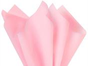 Blush Light Pink Bulk Tissue Paper 38cm x 50cm Sheets