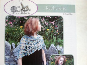 Recherche Crochet Shawl Pattern By Angela Place for the Alpaca Yarn Company - Make Small or Large - Pattern Only