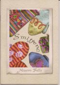 Mission Falls Smitten Knitting Pattern Pamphlet