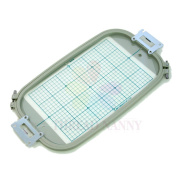 NEW Embroidery Hoop - 8 x 12 PRF300 Replacement - for Brother PR600 PR600II PR600C PR620 PR620II PR650 PR650E PR1000 PR1000E Babylock EMP6 BMP6 BMP8 BMP9 ENT10- Generic PRF300 BMP-FF Replacement from ThreadNanny