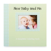 C.r. Gibson New Baby And Me Keepsake Colouring Book