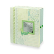 C.r. Gibson Jack Baby Memory Books In Keepsake Chest