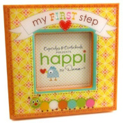 "Two's Company ""My First Step"" Photo Frame"