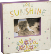 Primitives by Kathy Hello Sunshine Box Frame 25cm Square