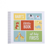 Carter's Baby's Little Book of Big Firsts Journal