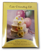 Baby Nappy Cake Centrepiece Decorating Kit