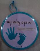 Tiny Ideas Easy to Use Handprint Tin Makers, Blue