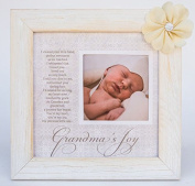 Grandma's Joy Picture Frame with Poetry