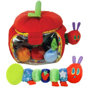 Eric Carle Apple Playset with Teether Rattle