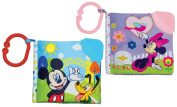 Disney Mickey Mouse & Minnie Mouse Soft Teething Book Set