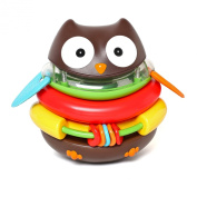 Skip Hop Explore and More Rocking Stacker, Owl