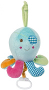 Mary Meyer Musical Pull Toy, Baby Buccaneer Octopus
