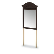 South Shore Summer Breeze Collection Mirror Chocolate