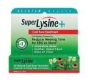 Quantum Health Super Lysine + Cream 4x 21 GM