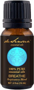 Breathe, Respiratory - Chest Oil Blend, 100% Pure Essential Oils - Camphor, Eucalyptus, Peppermint, Thyme, Pine - 15 mL