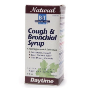 Boericke & Tafel Cough & Bronchial Syrup, Daytime 240ml