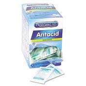 ACME UNITED CORPORATION 90089 Antacid Calcium Carbonate Medication, Two-Pack, 50 Packs/Box