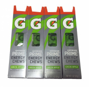 Gatorade Green Apple Chews 4 Pack