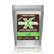 MitoXcell - Raw Chocolate Recovery Mix, Build Endurance, Better Cell Regeneration