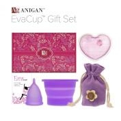 Anigan EvaCup Menstrual Cup Gift Set, Includes