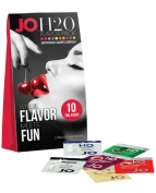 System JO Flavoured Lube Foils Gift Pack