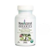 Nova Scotia Organics, Women's Mena & Meno Balance Formula, Supplement, USDA Certified Organic, 30 easy to swallow caplets