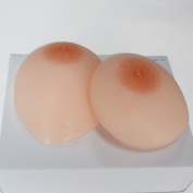 Water Drop Shape Silicone Mastectomy Breast Form Breast Enhancer Like Real Breast (H