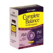 Natrol Complete Balance F Original Menopause Am - Pm - 60 Capsules
