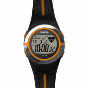 Dakota Watch Company 3690-9 Heart Rate Monitor Watch, Orange