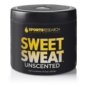 New!! SWEET SWEAT 'Unscented' XL Jar