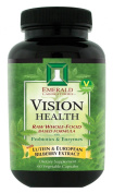 Emerald Labs Vision Health Formula, 60ct with Probiotics, Lutein & Bilberry