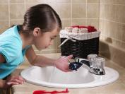 Jokari Whale Faucet Fountain - Home Water / Drinking Fountain