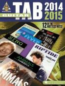 Guitar Tab 2014 2015 Guitar Recorded Version Gtr Tab Book