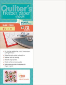 Quilter's Freezer Paper Sheets, Bulk Pack