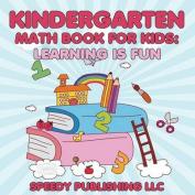 Kindergarten Math Book for Kids