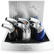 Zico Mt-21 Lighter Torch Assorted Colours