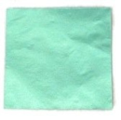 500 7.6cm X 7.6cm Dull Light Green Confectionery Foil Wrappers Candy Wrappers Candy Making Supplies