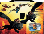Sticker Activity Kit - How to Train Your Dragon 2 - Pack Toys Decals New st6729