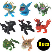 How to Train Your Dragon -20Pcs
