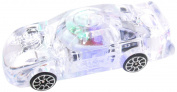 WeGlow International Light Up Assorted Dino Spark Racers Vehicle