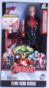 Marvel Avengers Titan Hero Series Lightning Bow Hawkeye Exclusive 30cm Action Figure [Titan Hero Series]
