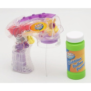 Sizzlin Cool Light Up Bubble Blaster