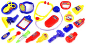 Play & Learn Doctor Pretend Play Toy Medical Doctor Kit Play Set, Perfect for Role Playing