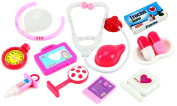 Doctors & Nurses Pretend Play Toy Medical Doctor Kit Play Set, Perfect for Role Playing